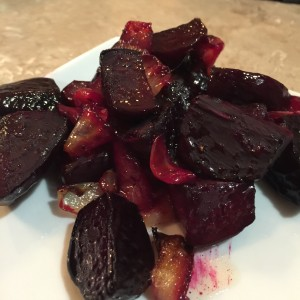 Roasted Beet Recipe
