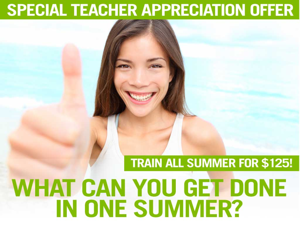 teacher promo photo